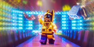 Lego Batman screen