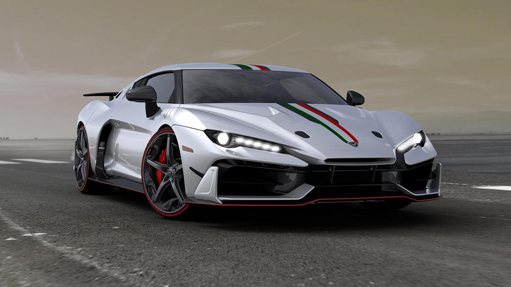 That Italdesign thing