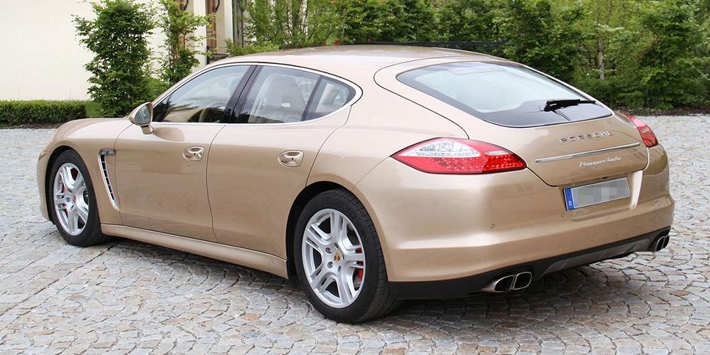 Porsche Panamera Mark 1