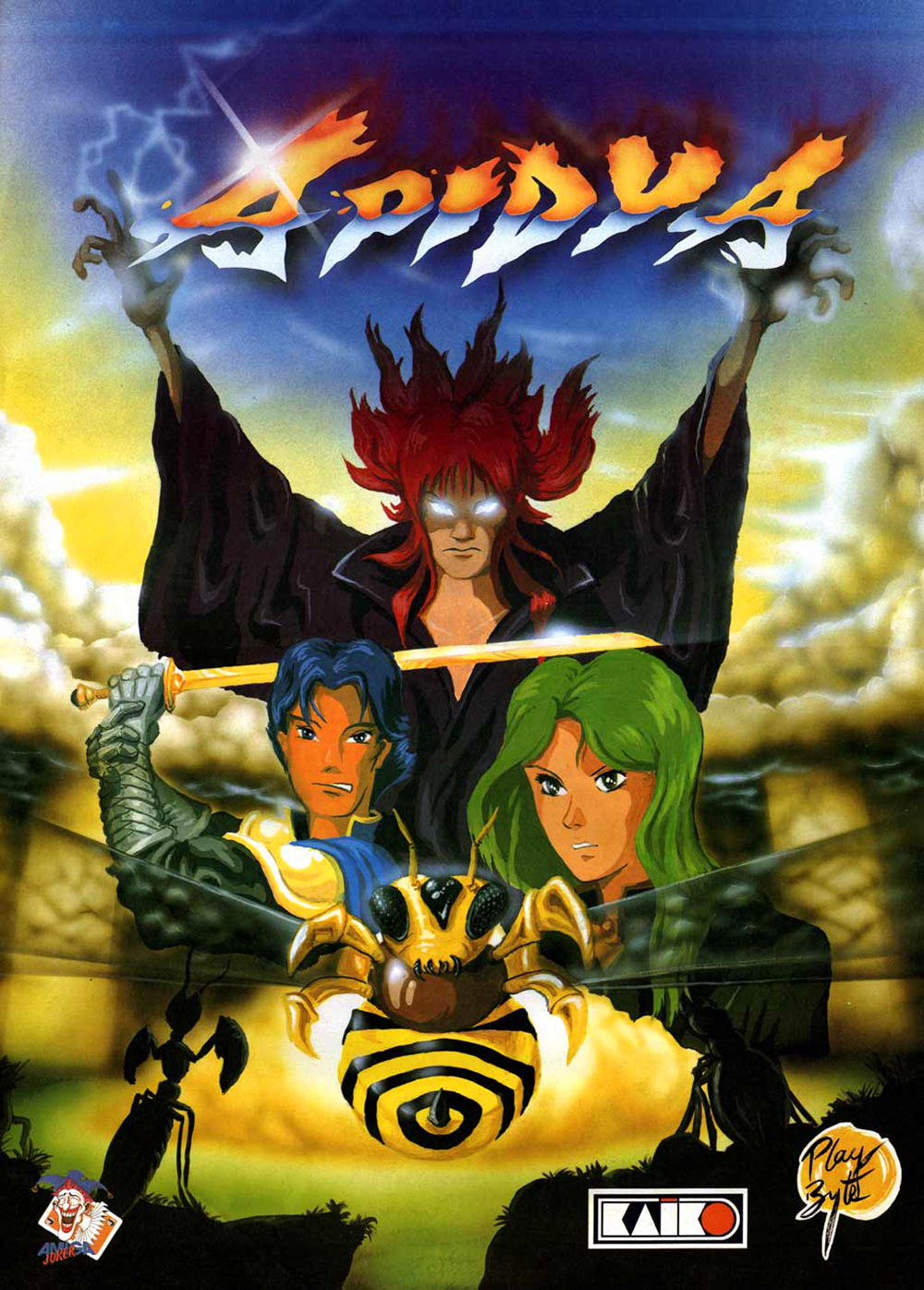 Apidya box art