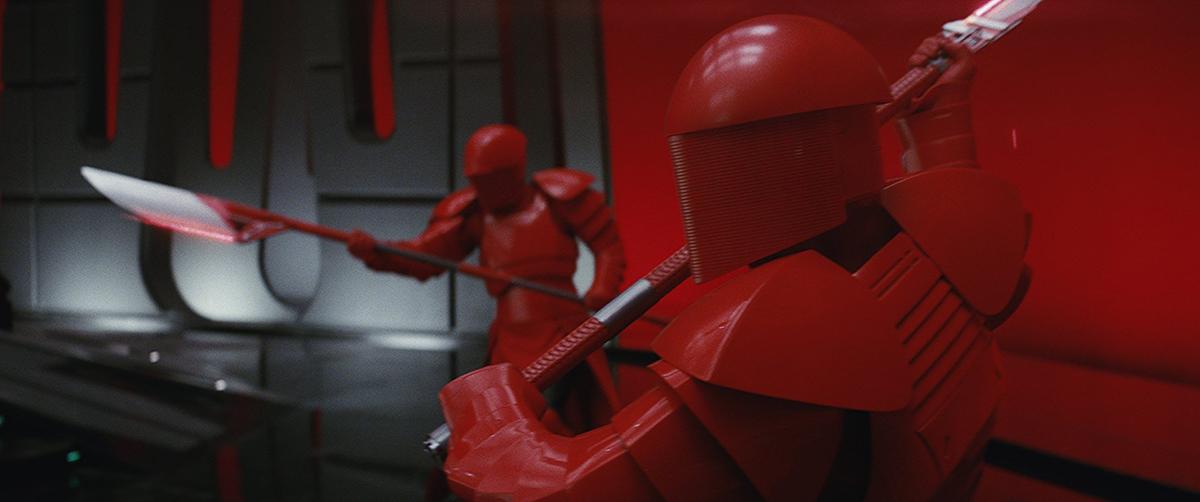 Snoke's Praetorian Guards